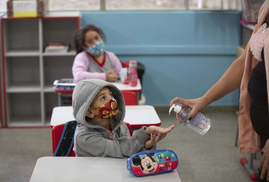 Divulgados dados sobre impacto da pandemia na educação