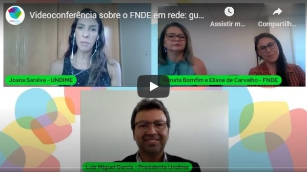 Representantes do FNDE esclarecem dúvidas sobre cadastro de prefeitos e dirigentes de educação na autarquia