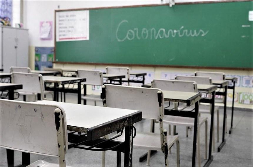 Pauta do Senado inclui texto que impede suspensão de aulas presenciais