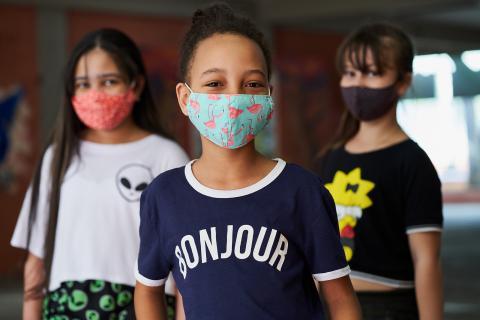 Crianças de 6 a 10 anos são as mais afetadas pela exclusão escolar na pandemia, alertam UNICEF e Cenpec Educação