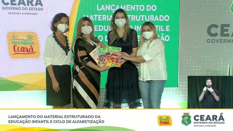 Ceará adere a material educacional para fortalecimento do ensino e da aprendizagem