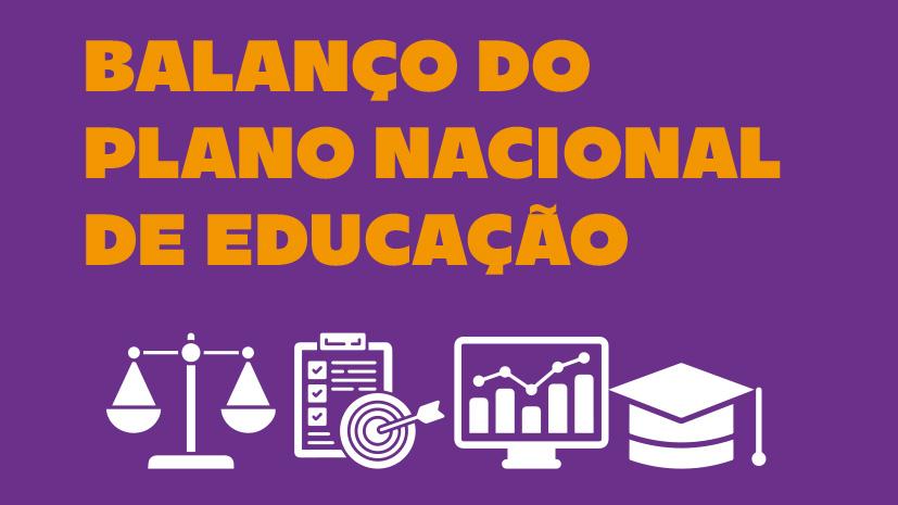 Balanço do Plano Nacional de Educação aponta descumprimento significativo das metas