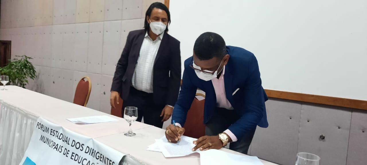 Undime Bahia elege sua nova diretoria para gestão 2021-2023