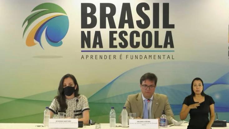 Brasil na Escola: MEC lança programa voltado para os anos finais do ensino fundamental