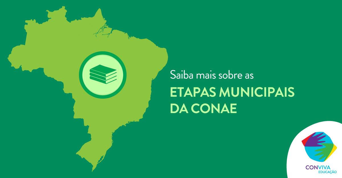 Conviva Educação promove videoconferência sobre as etapas municipais da Conae