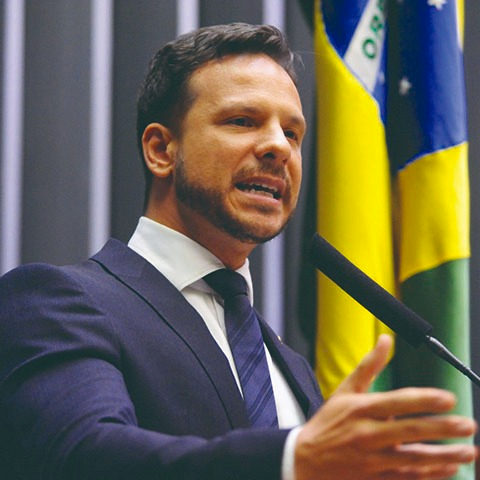 Deputado Federal Professor Israel Batista é eleito presidente da Frente Parlamentar Mista de Educação