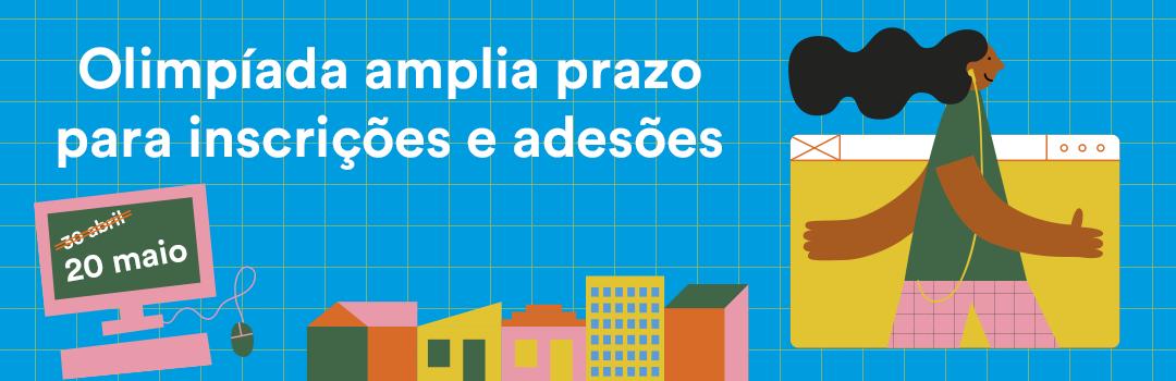 Olimpíada de Língua Portuguesa amplia prazo para inscrições e adesões