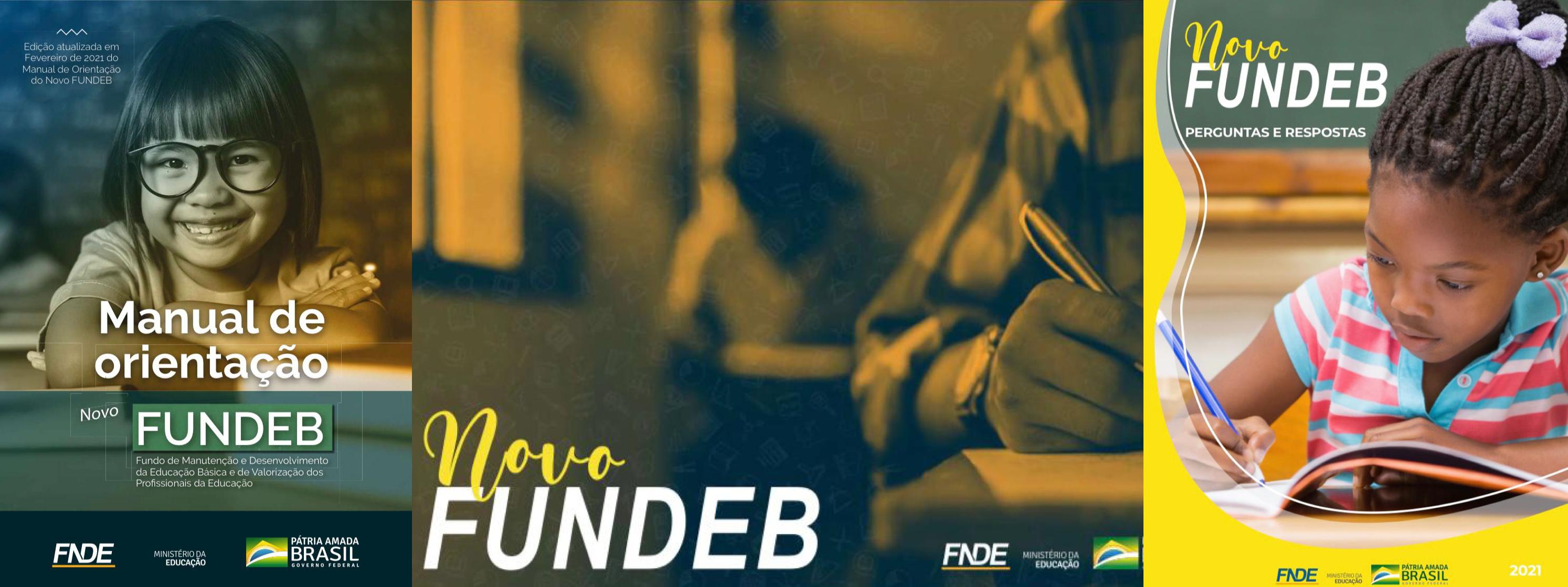 FNDE disponibiliza materiais de apoio para aplicação e acompanhamento do Novo Fundeb