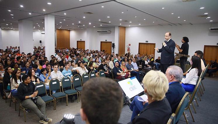 Educação, inovação, tecnologia e empreendedorismo são tema de congresso em Fortaleza (CE)