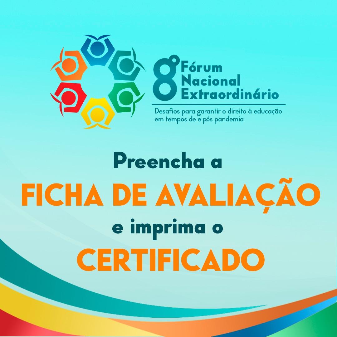 8º Fórum Nacional Extraordinário da Undime: certificados de participação já estão disponíveis