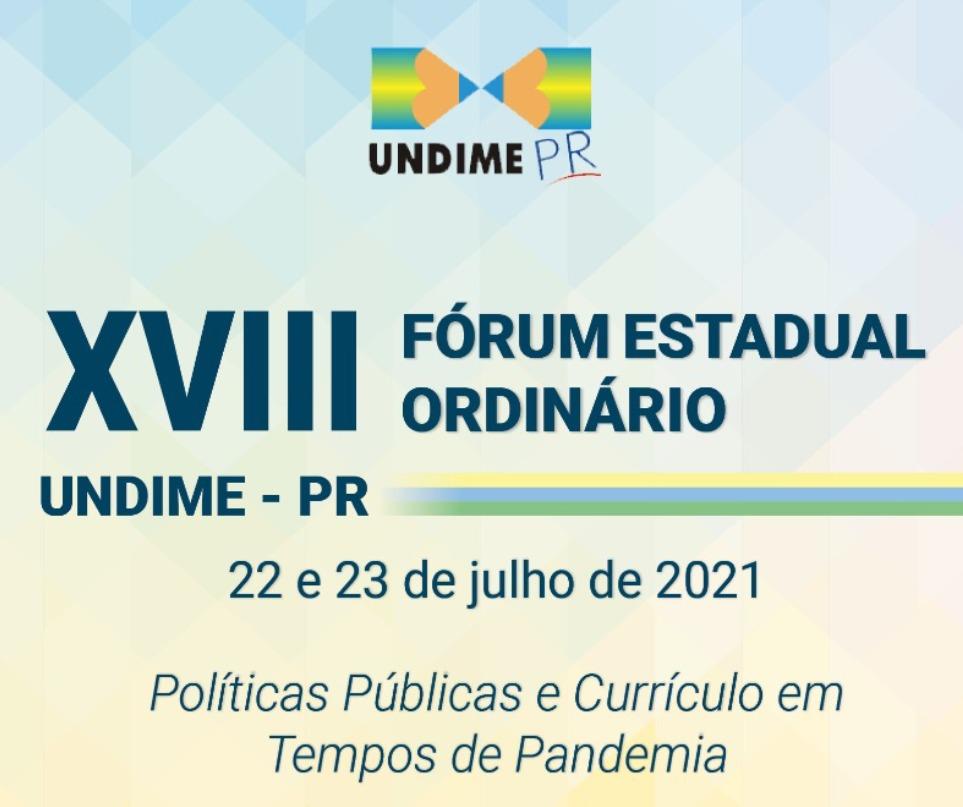 Undime Paraná inaugura sede própria durante 18º Fórum Ordinário