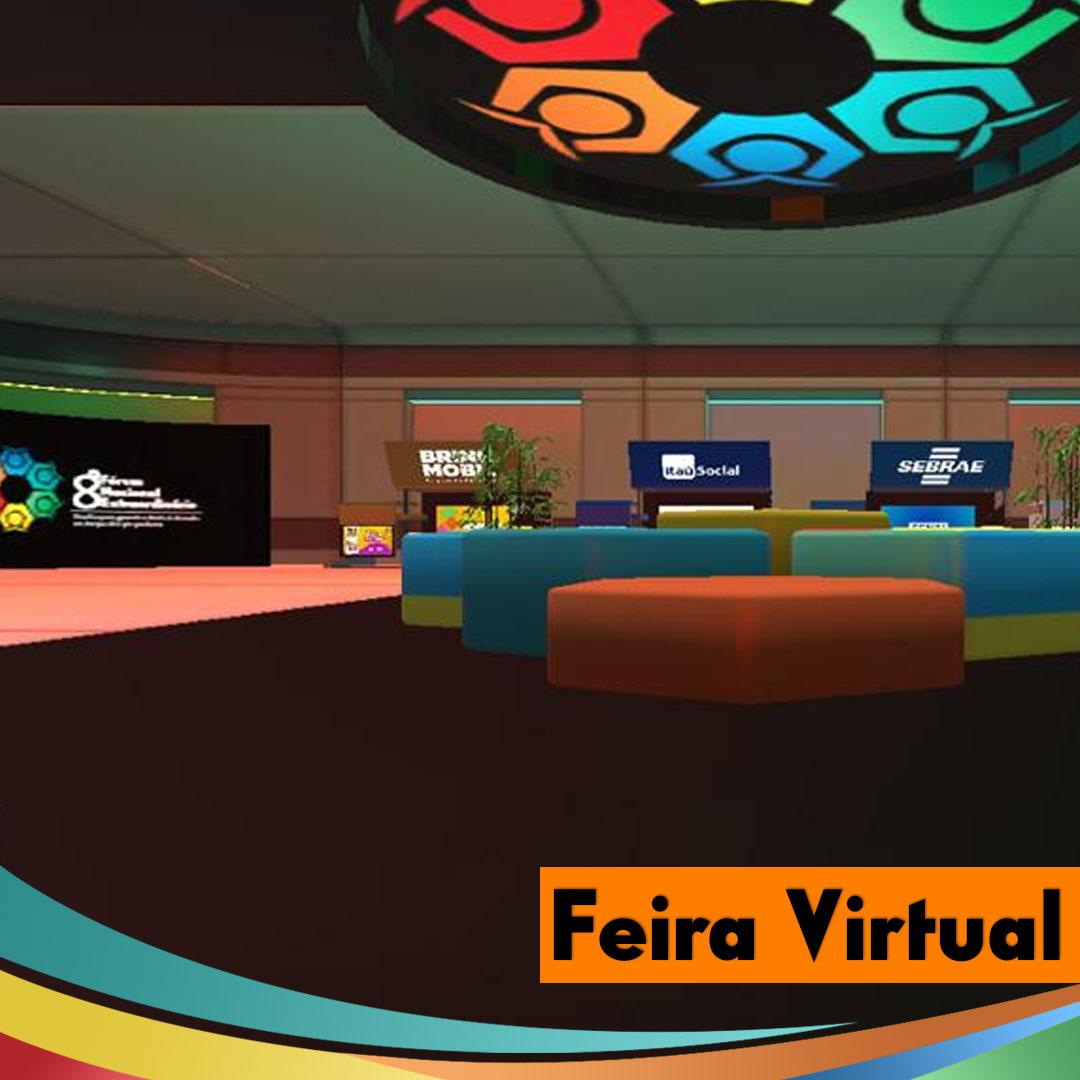 Confira a programação da Feira Virtual do 8º Fórum Nacional Extraordinário da Undime