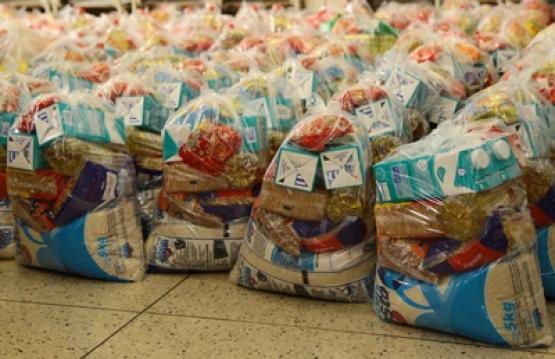Distribuição de kits da alimentação escolar continua vigente