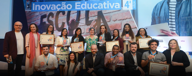 Desafio Inova Escola Conheça os vencedores