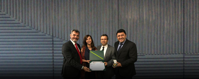 Prêmio Darcy Ribeiro Undime é agraciada em cerimônia