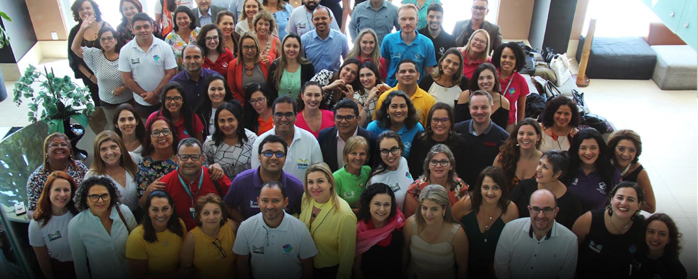 Mobiliza Conviva Encontro reúne articuladores e representantes das seccionais da Undime em Fortaleza
