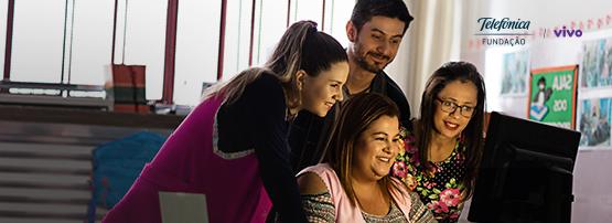 Em parceria com a Undime, Fundação Telefônica Vivo abre 2ª temporada de inscrições para cursos gratuitos de formação continuada