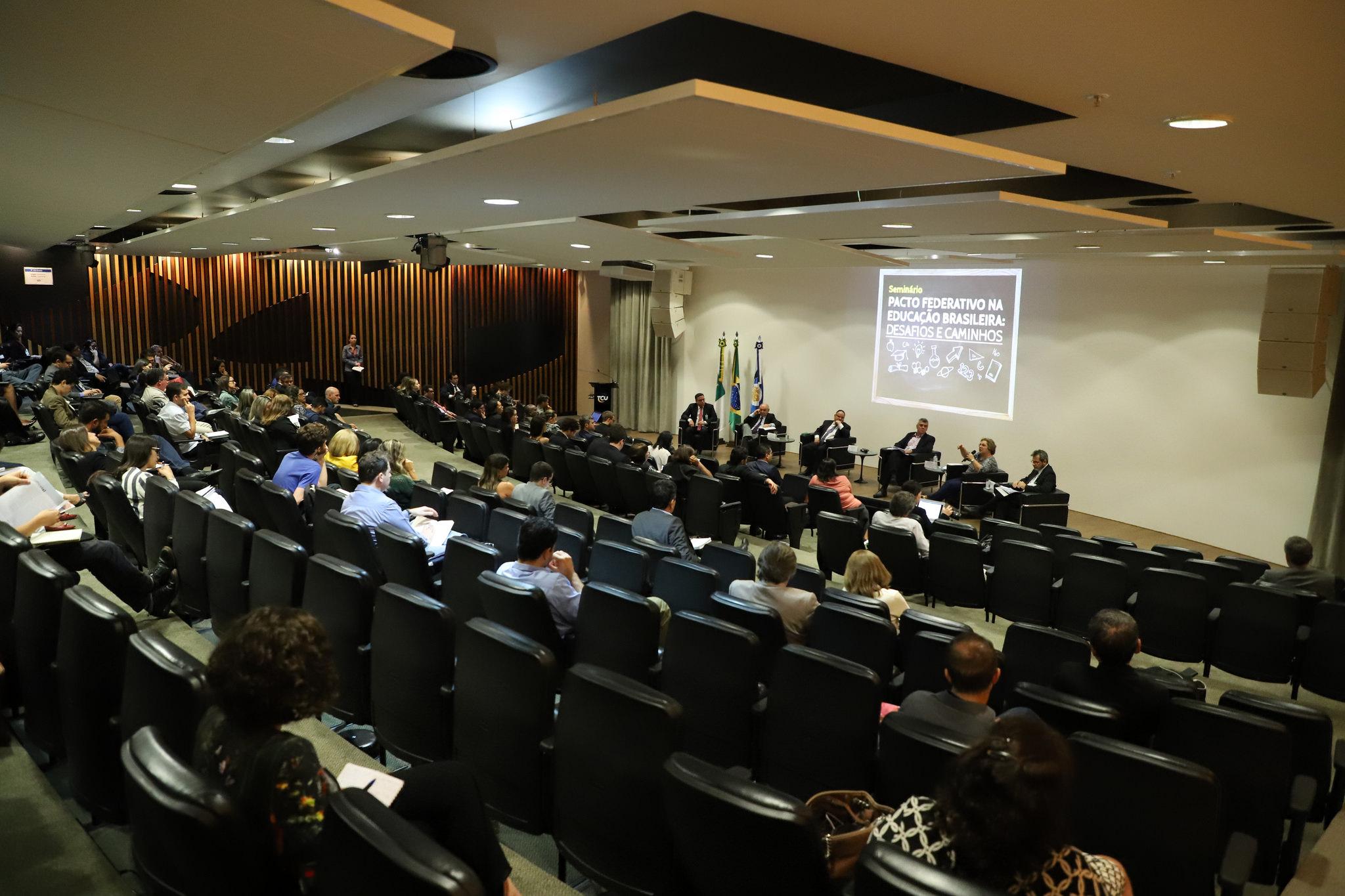Undime reforça necessidade de recursos para municípios em evento do TCU