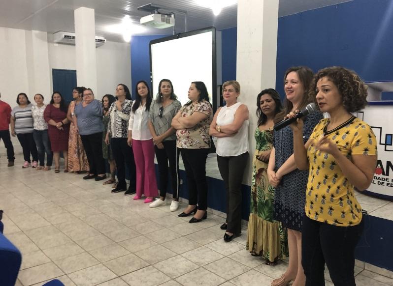 Rondônia planeja a formação continuada alinhada ao referencial curricular