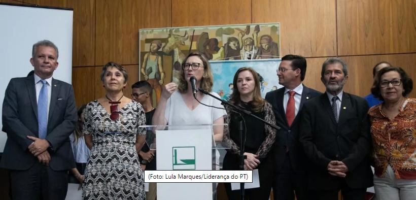 Frente Parlamentar Mista da criança e do adolescente é relançada em Brasília