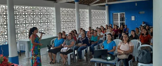 Paraíba promove palestras sobre a BNCC