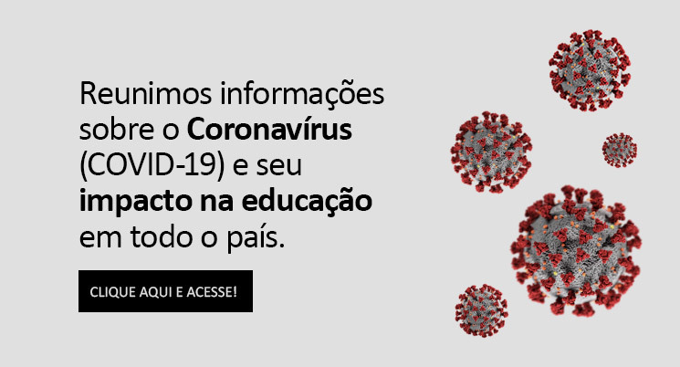 Conviva Educação cria página voltada para o combate ao coronavírus