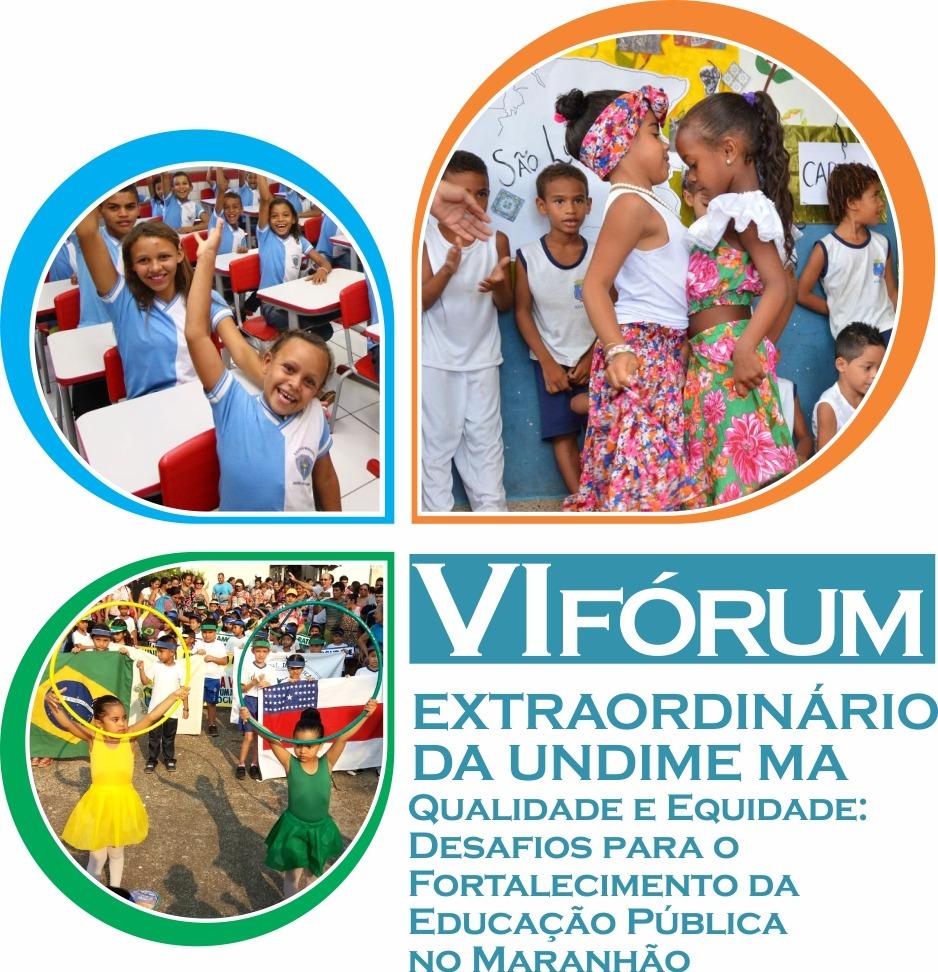 Undime Maranhão: Fórum Extraordinário acontece nos dias 10 e 11 de dezembro