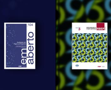 Valorização docente e Celpe-Bras entre os artigos inéditos das revistas do Inep