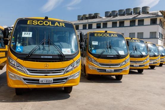 FNDE estabelece critérios para repasses de recursos de emendas para custeio do transporte escolar