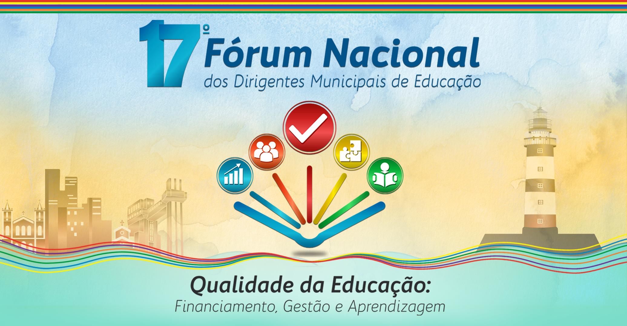 Undime divulga carta do 17º Fórum Nacional dos Dirigentes Municipais de Educação