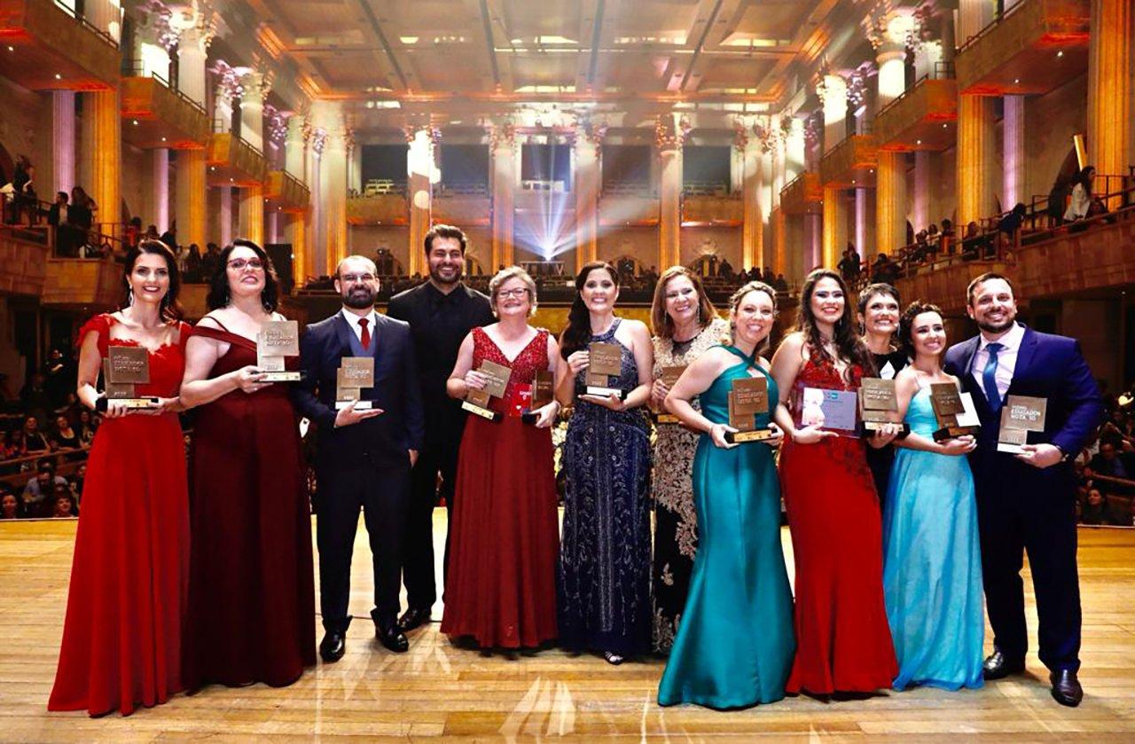 Prêmio Educador Nota 10: conheça os vencedores