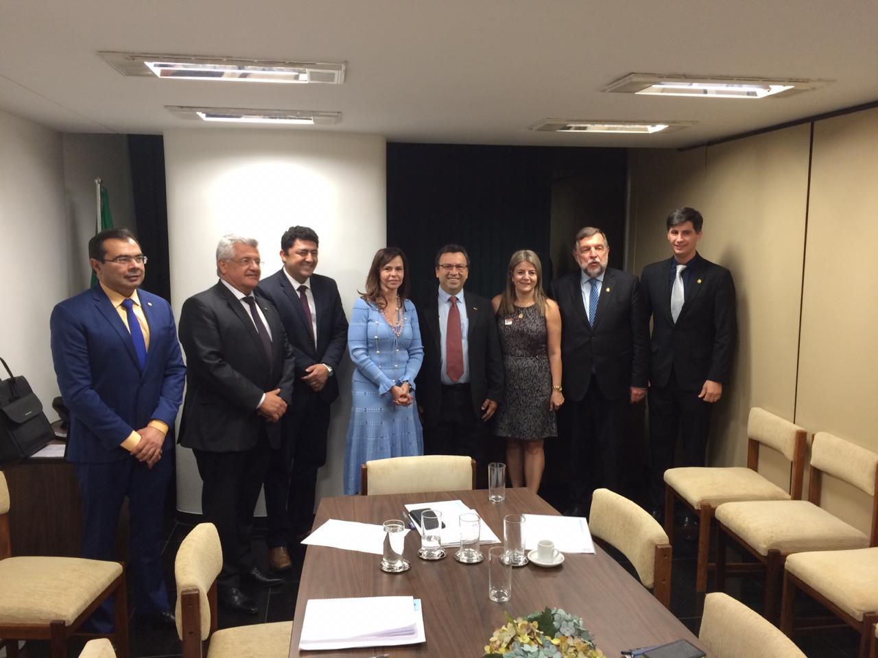 Undime se reúne com deputados da Comissão Especial do Fundeb