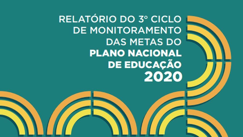 Relatório do Inep aponta retrocessos e descumprimentos de metas do Plano Nacional de Educação