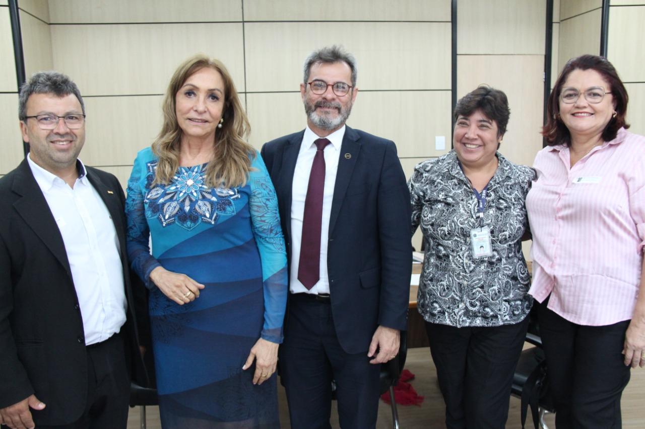 Undime se reúne com a Secretária de Modalidades Especializadas de Educação do MEC