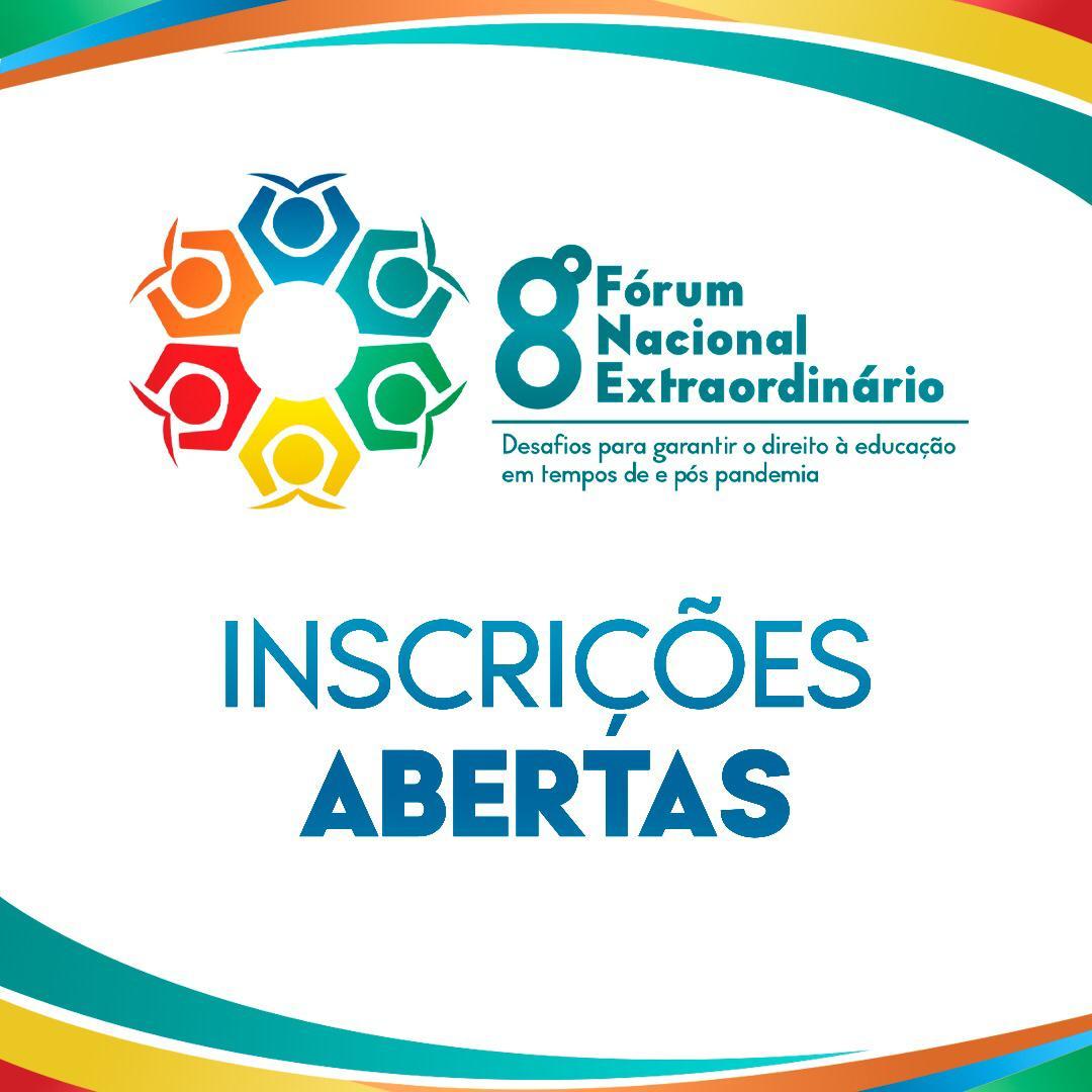 Inscrições abertas para 8º Fórum Nacional Extraordinário da Undime