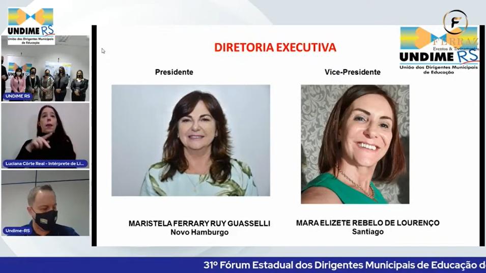 Undime Rio Grande do Sul escolhe nova presidência