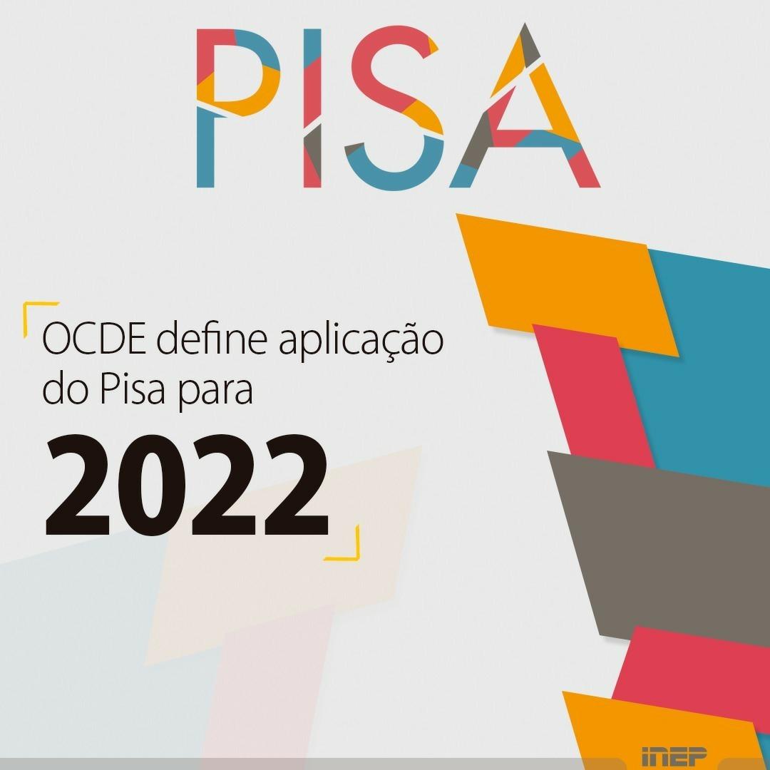 OCDE define aplicação do Pisa para 2022