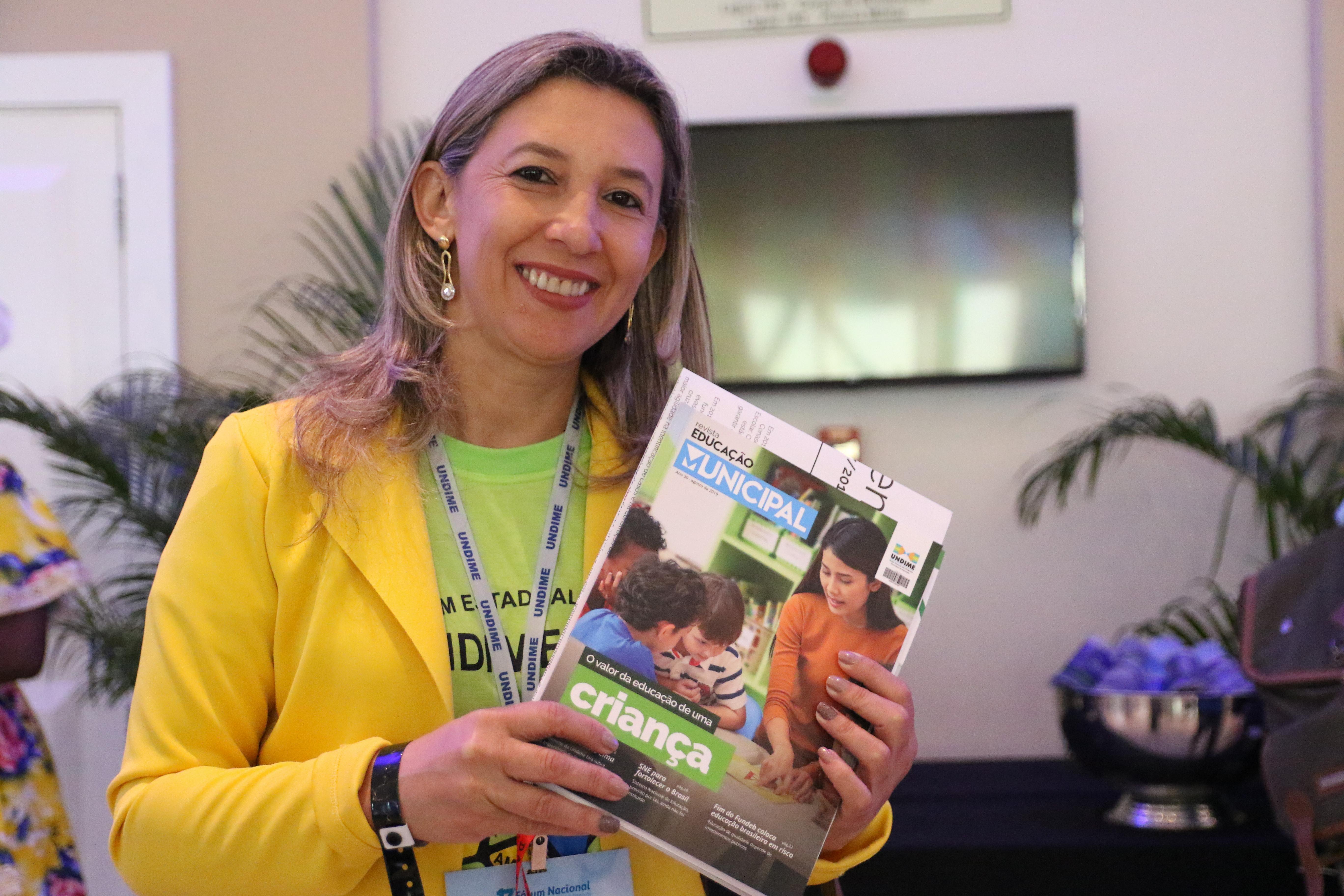 Manutenção e permanência do Fundeb é tema da nova edição da revista Educação Municipal