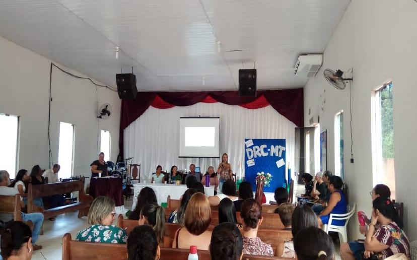 Municípios de Mato Grosso realizam formação em conjunto