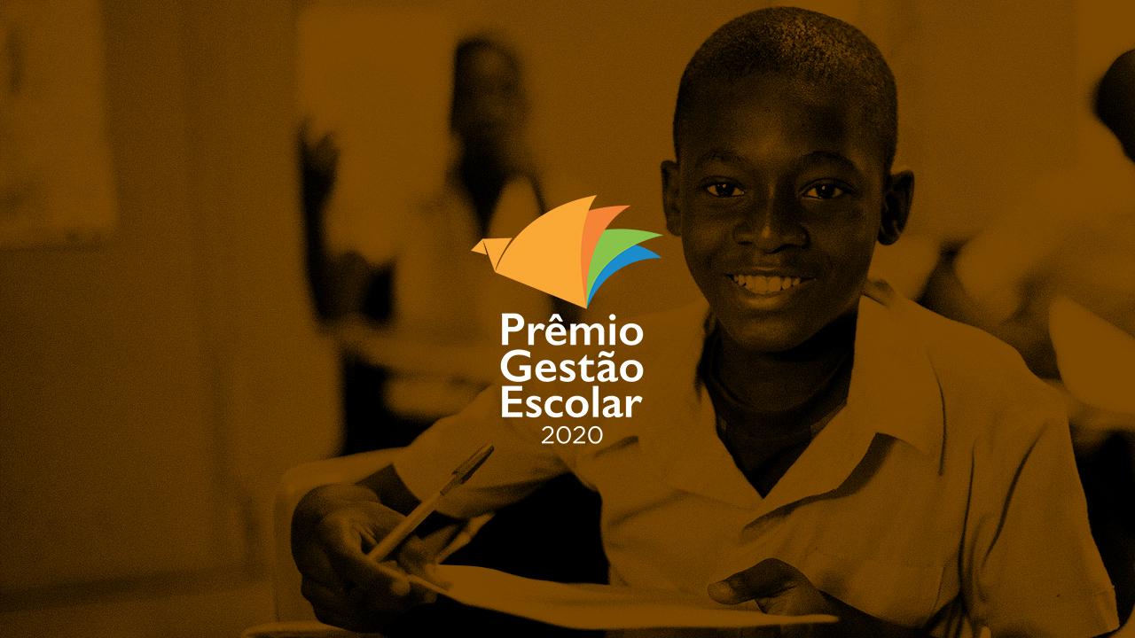 Inscrições abertas para o Prêmio de Gestão Escolar