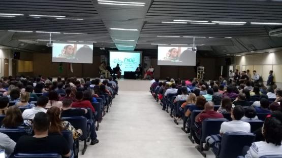 No Pará, técnicos do FNDE capacitam gestores educacionais