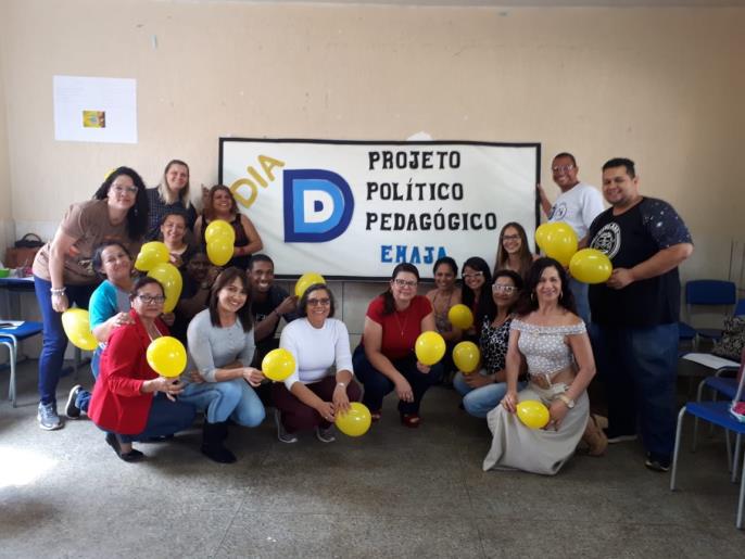 Goiás realiza Dia D do Projeto Político Pedagógico