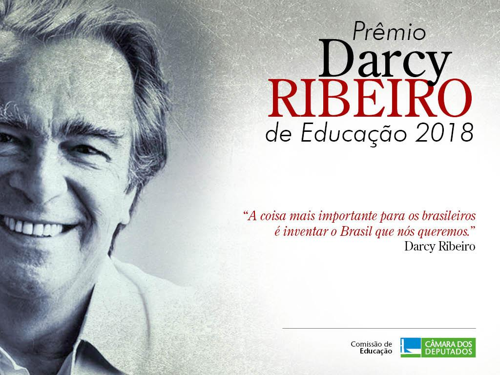 Comissão de Educação anuncia os três ganhadores do prêmio Darcy Ribeiro 2018