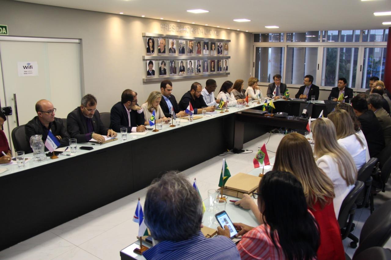 Em Brasília, Undime promove 2ª reunião do Colegiado Ampliado