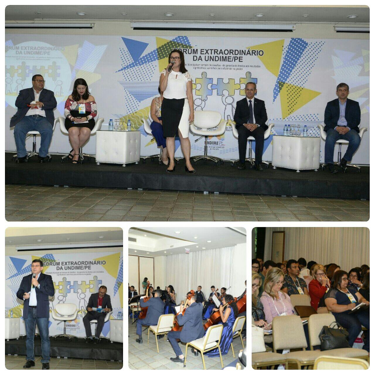 Pernambuco e Espírito Santo promovem fóruns estaduais