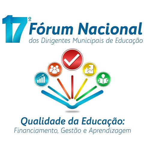 Certificados de participação no 17º Fórum Nacional da Undime estão disponíveis
