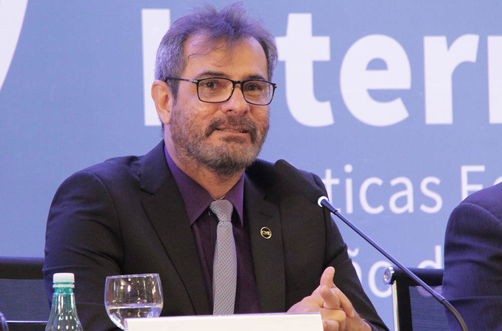 Undime destaca melhorias do Saeb durante coletiva de imprensa