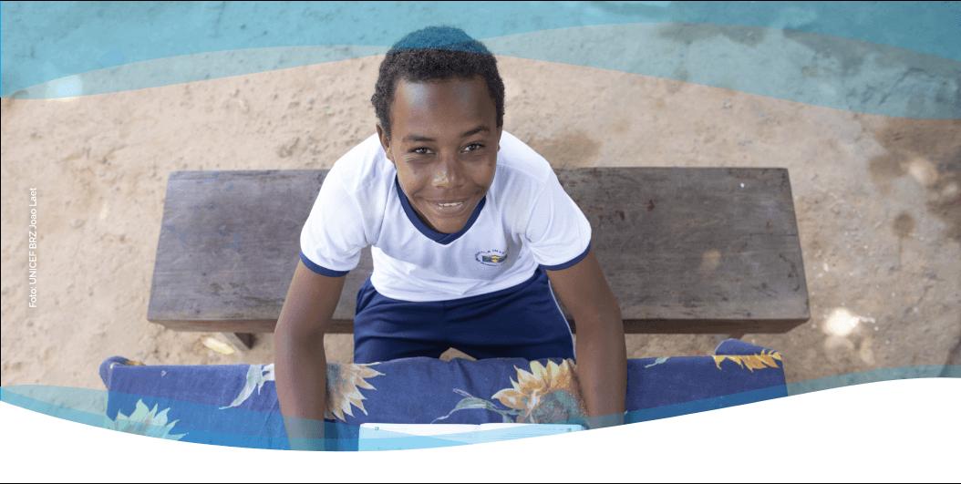 Unicef e Undime lançam guia para ajudar estados e municípios a identificar meninas e meninos que estão sem acesso à aprendizagem e tomar medidas para garantir o direito de aprender