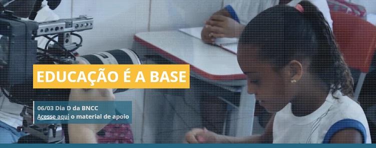 Lançado pelo MEC, novo portal da Base Nacional Comum Curricular será uma referência de apoio