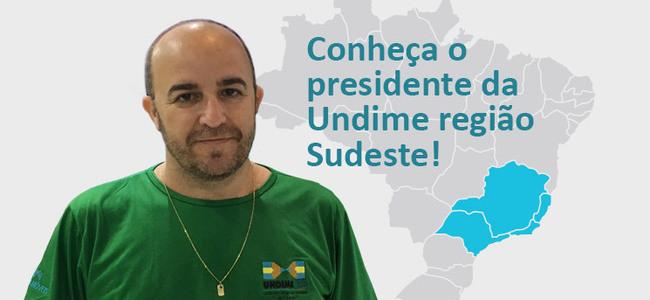 Conheça Vilmar Lugão de Britto: presidente da Undime região Sudeste